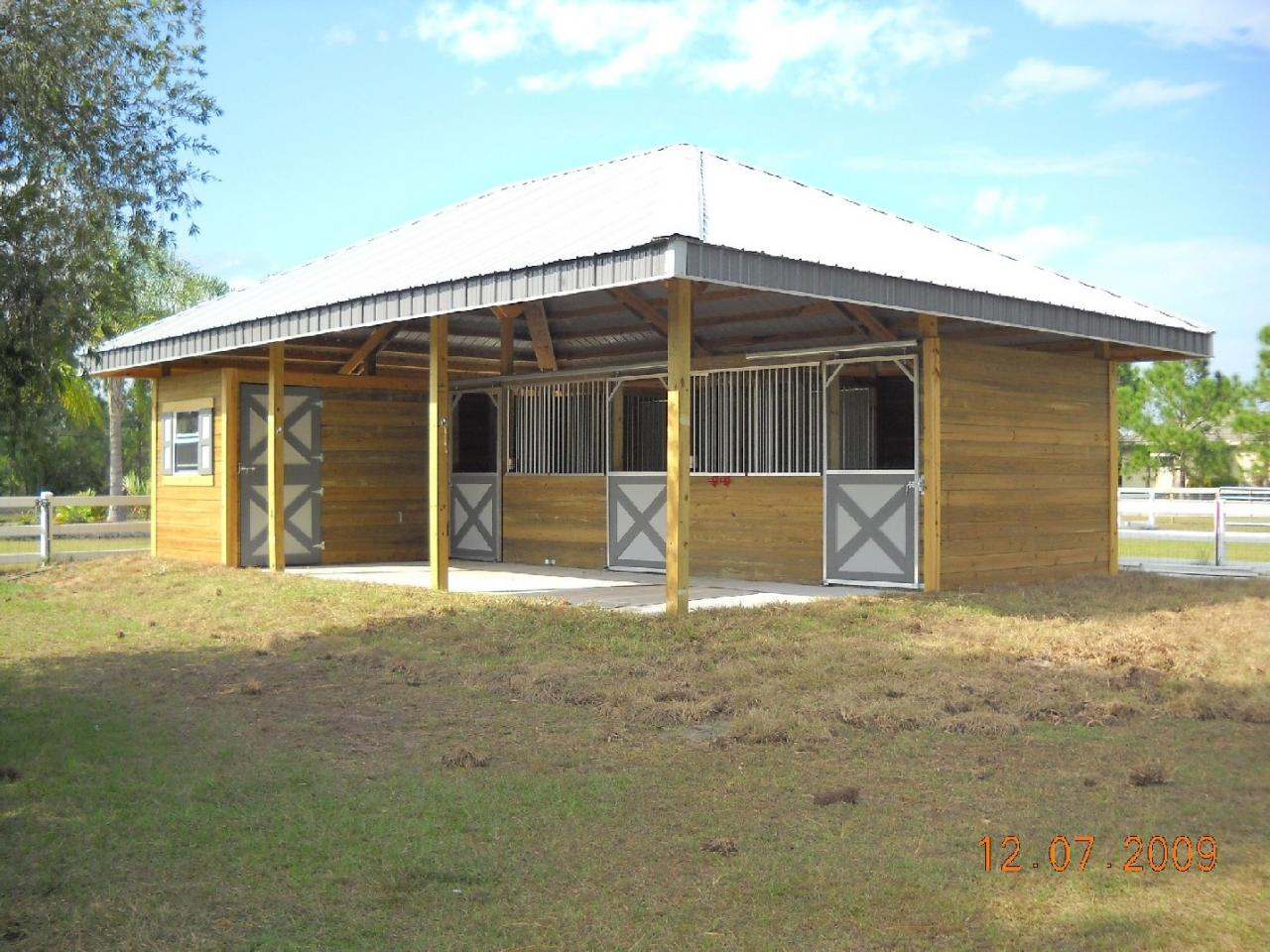 download how to build a shed row horse barn haddi