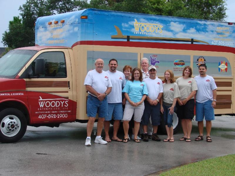 Meet the Woodys Barns staff!